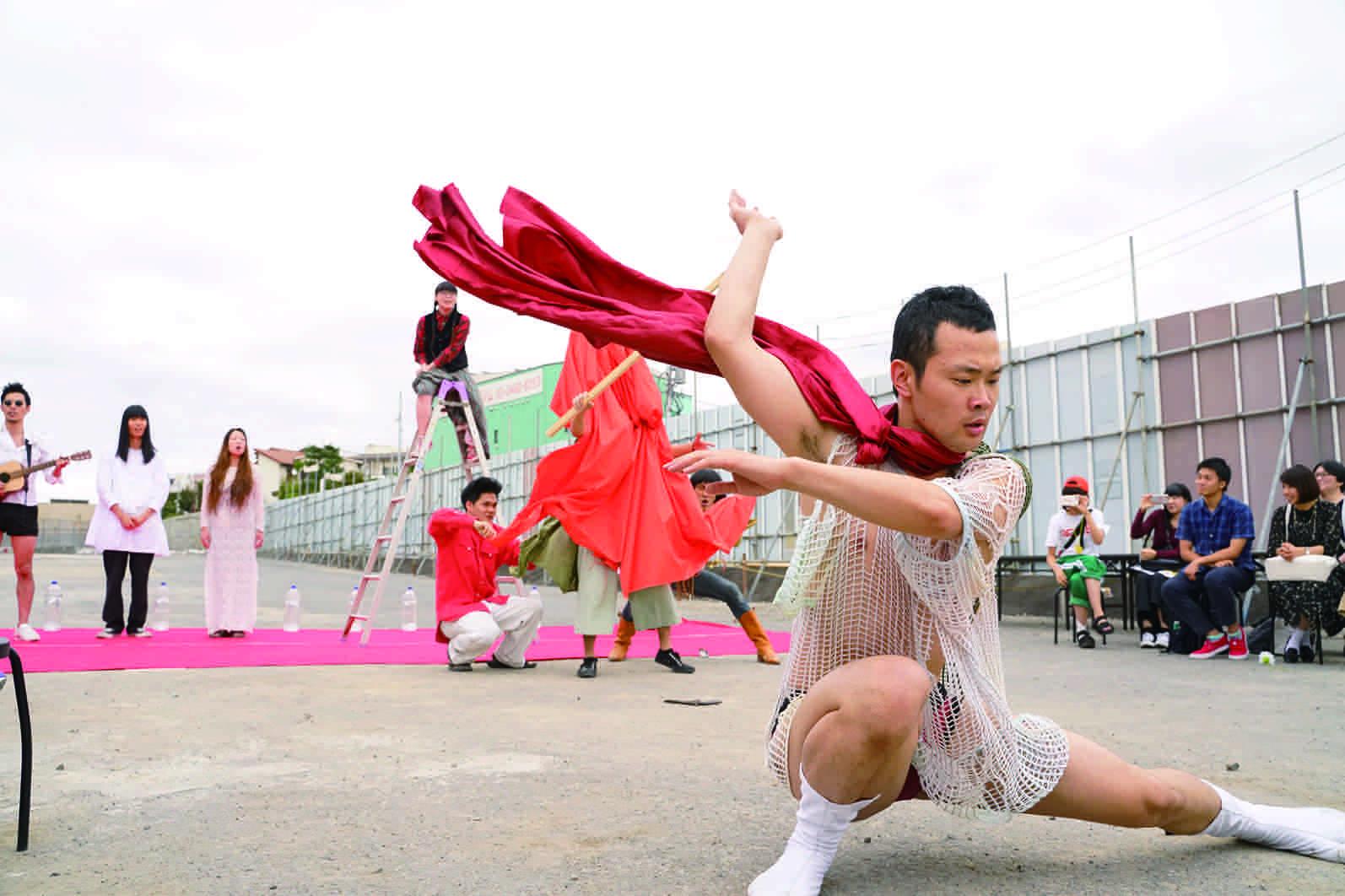 EVENT 『路上演劇祭3』