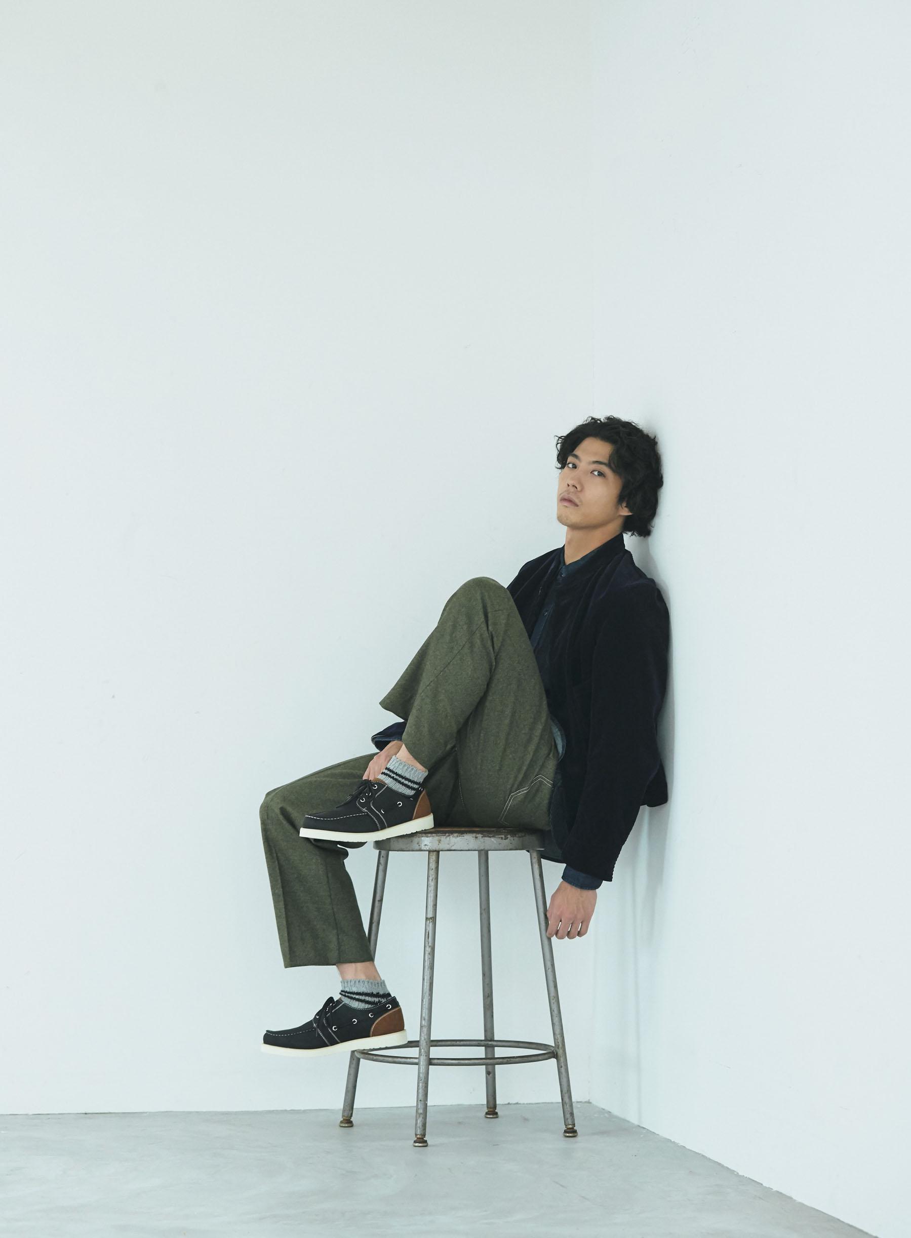 賀来賢人×〈Coleman〉〈Lee〉、〈PRO-Keds〉×バァフアウト!のファッション・コラボレートシューティング!