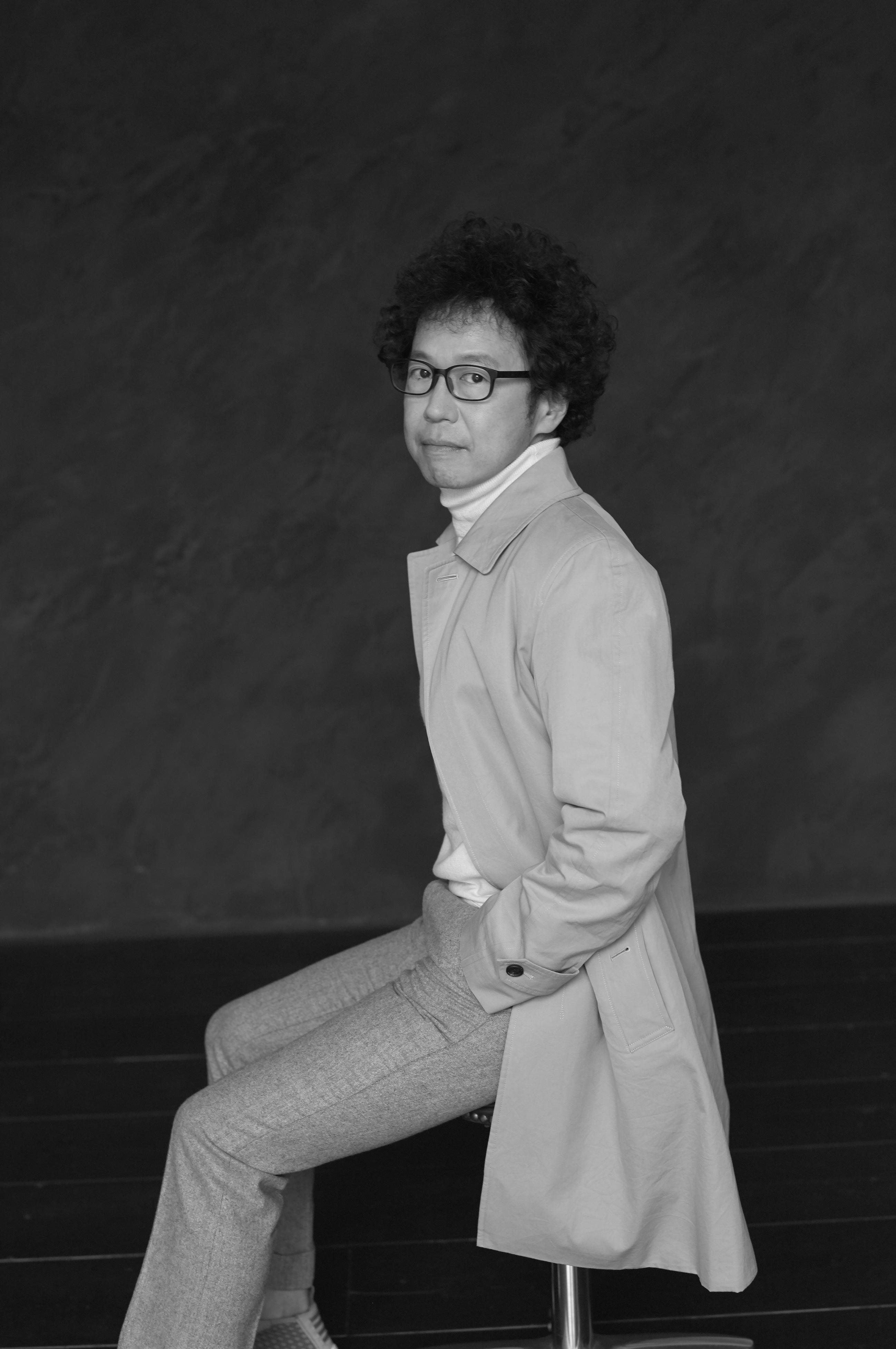 著述家、クリエイター、バァフアウト!創立者の山崎二郎が、新しくなったSANYOCOATの「Coat for Life」キャンペーンに参画