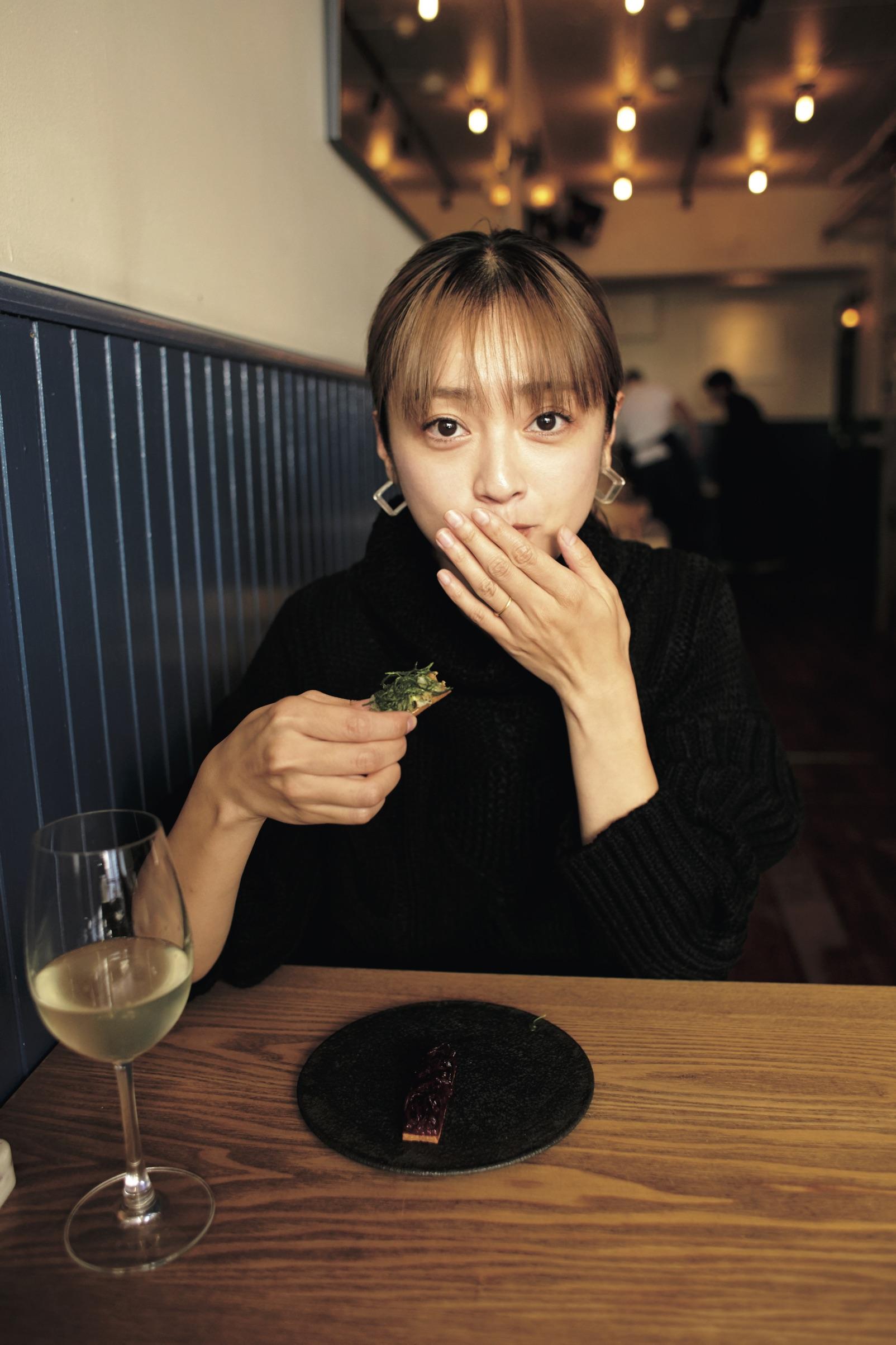 〈sio〉と、料理と、今日の私。第1回 Guest/安達祐実、桑島智輝