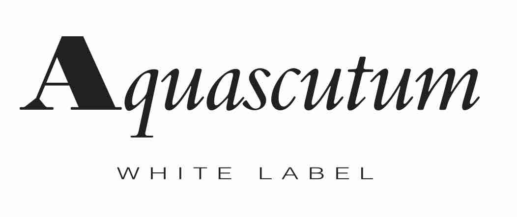 ●	INFORMATION OF Aquascutum WHITE LABEL