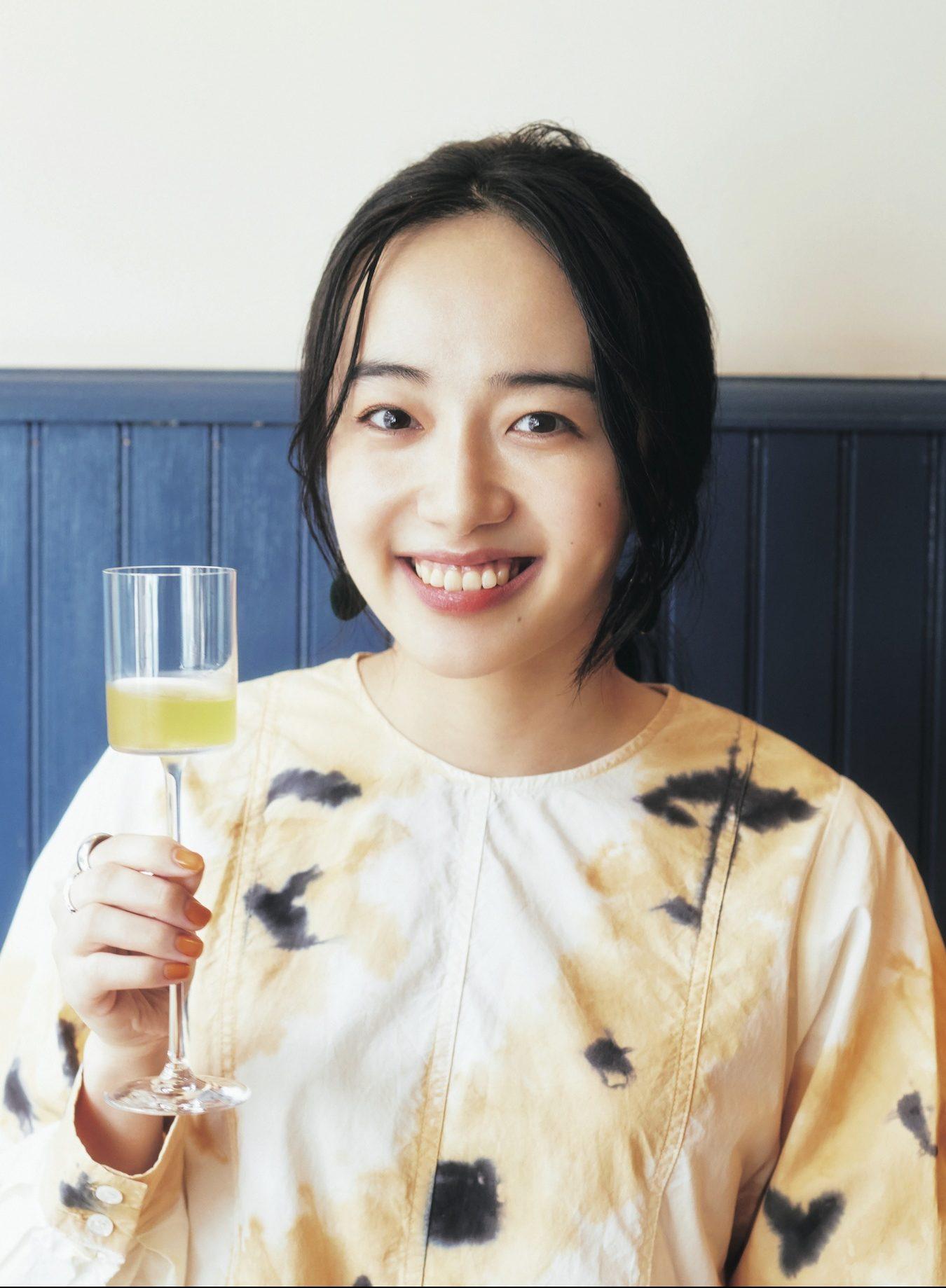 〈sio〉と、料理と、今日の私。第6回 Guest/森田望智